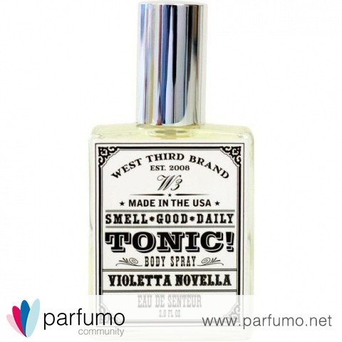 Smell Good Daily - Violetta Novella von West Third Brand