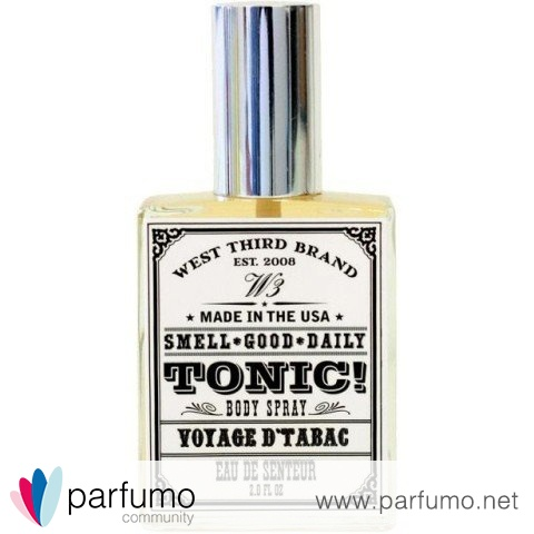 Smell Good Daily - Voyage d'Tabac by West Third Brand