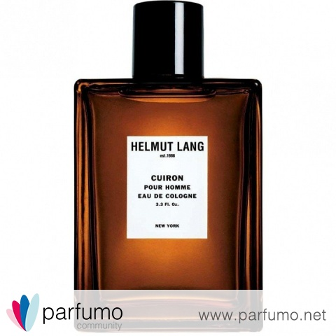 Cuiron pour Homme by Helmut Lang