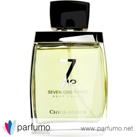 713 pour Homme by Chris Adams