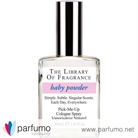 Baby Powder by Demeter Fragrance Library / The Library Of Fragrance