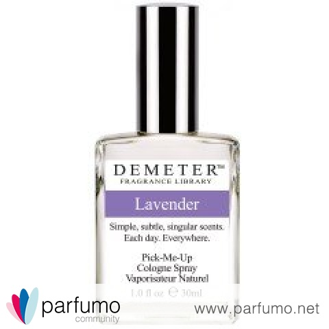 Lavender von Demeter Fragrance Library / The Library Of Fragrance