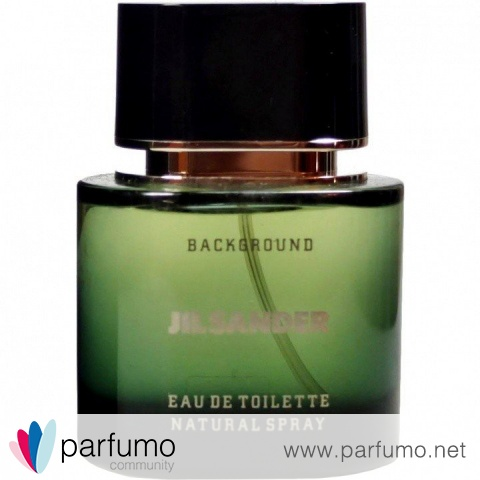 Background (Eau de Toilette) von Jil Sander