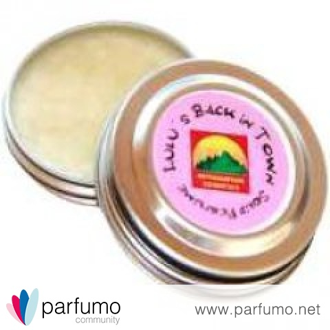 Lulu's Back in Town (Solid Perfume) by Heymountain Cosmetics