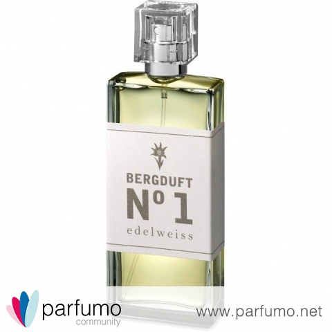 Bergduft N°1 - Edelweiss by Art of Scent Swiss Perfumes