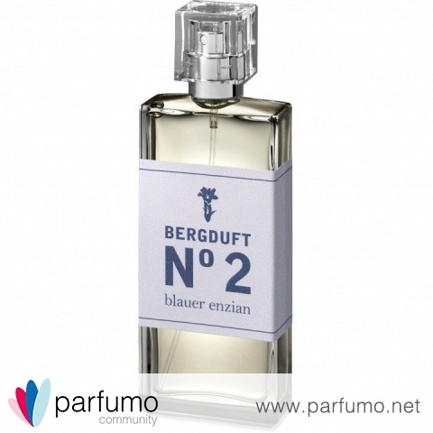 Bergduft N°2 - Blauer Enzian by Art of Scent Swiss Perfumes