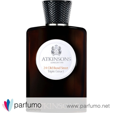 24 Old Bond Street Triple Extract (Eau de Cologne Concentrée) by Atkinsons