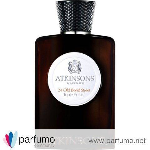 24 Old Bond Street Triple Extract (Eau de Cologne Concentrée) von Atkinsons