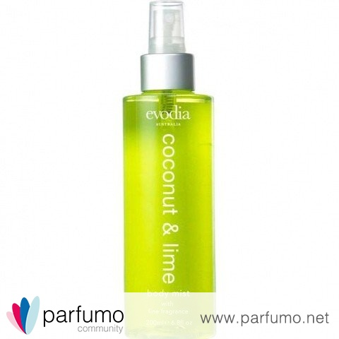 Coconut & Lime by Evodia
