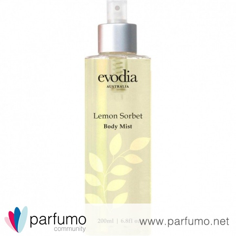 Lemon Sorbet by Evodia