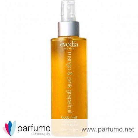 Mango & Pink Grapefruit by Evodia