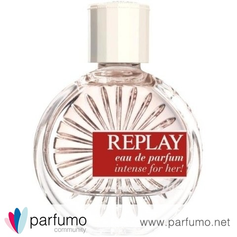 Replay Intense for Her by Replay