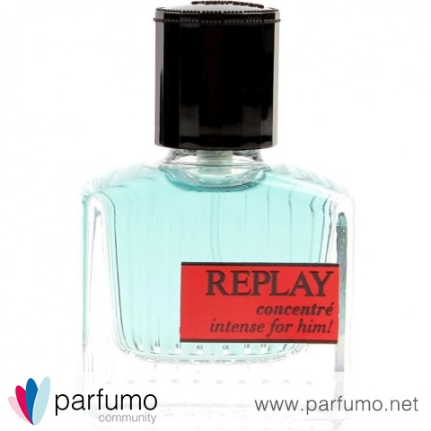 Replay Intense for Him von Replay