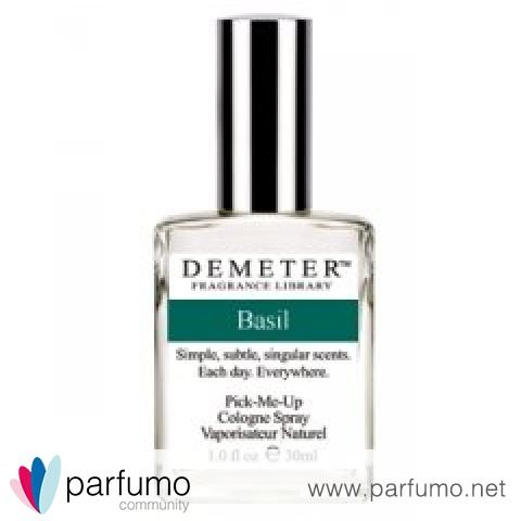 Basil von Demeter Fragrance Library / The Library Of Fragrance