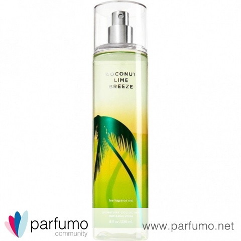 Coconut Lime Breeze by Bath & Body Works