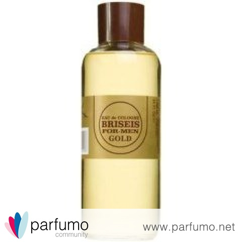 Briseis for Men Gold by Briseis