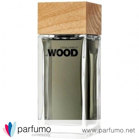 He Wood Special Edition von Dsquared²