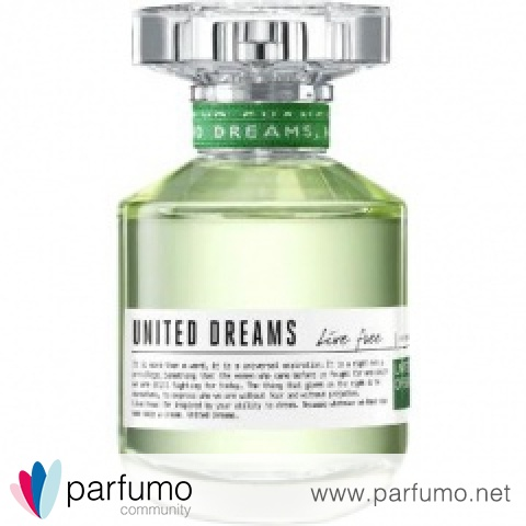 United Dreams - Live Free von Benetton