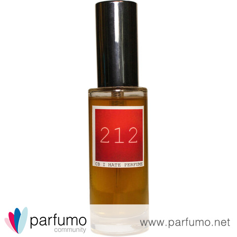 #212 AmBrosius by CB I Hate Perfume