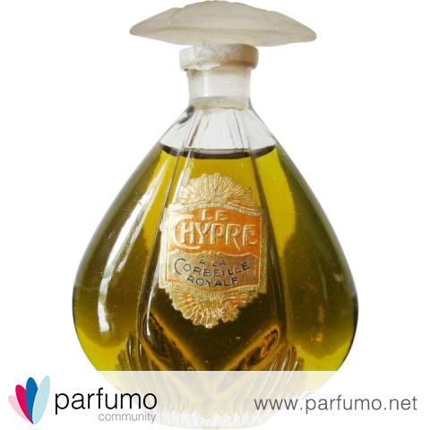 Le Chypre by Corbeille Royale