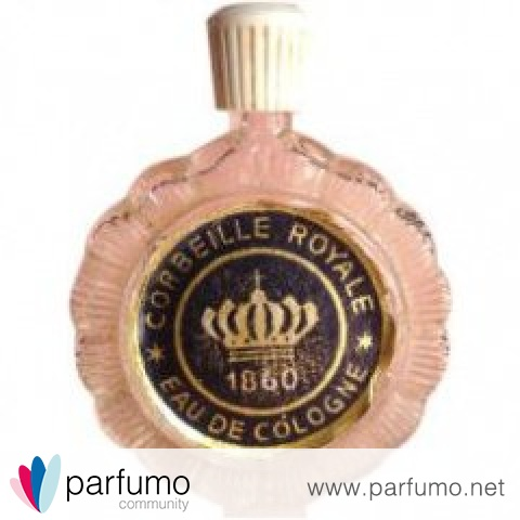 1860 Eau de Cologne by Corbeille Royale
