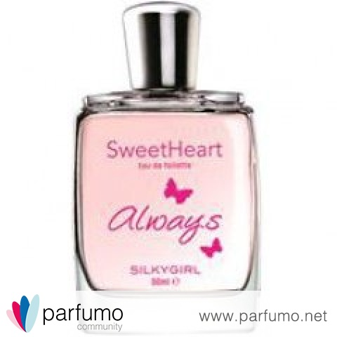 Romantic Series - SweetHeart Always by Silkygirl