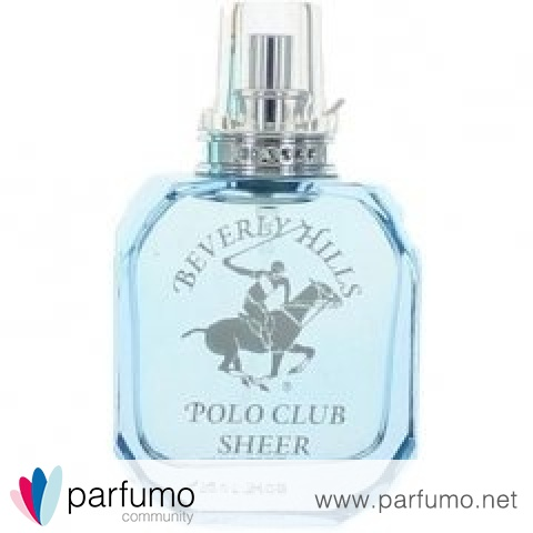 Beverly Hills Polo Club Sheer by Beverly Hills Polo Club