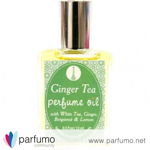 Ginger Tea von Mojo Spa