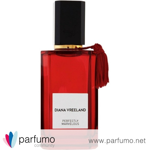 Perfectly Marvelous by Diana Vreeland