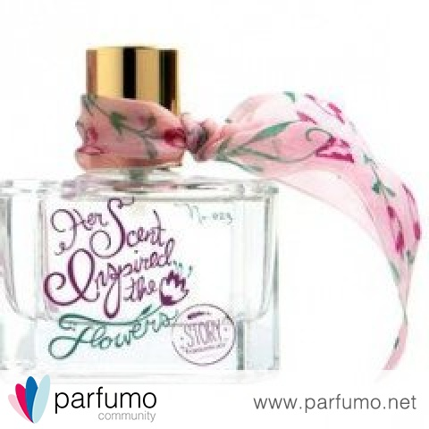 Her Scent Inspired the Flowers by Francesca's