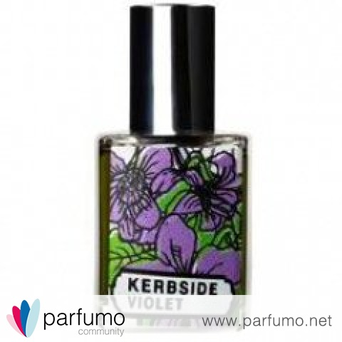 Kerbside Violet by Lush / Cosmetics To Go