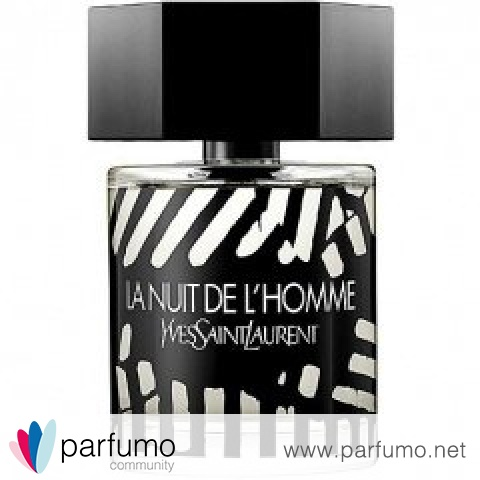 La Nuit de L'Homme Edition Art by Yves Saint Laurent
