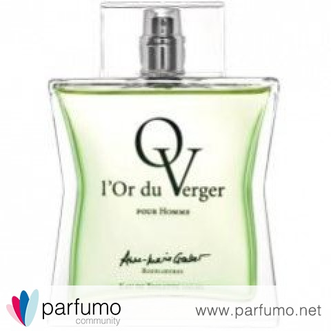 L'Or du Verger pour Homme by Anne-Marie Grallet