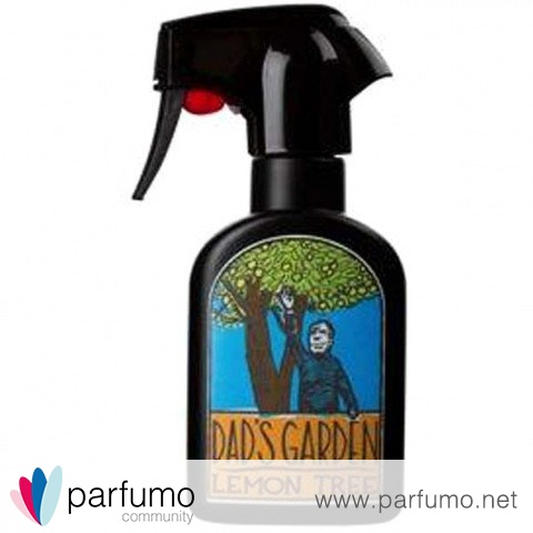 Gorilla Perfume At Lush - Dad's Garden Lemon Tree by Lush