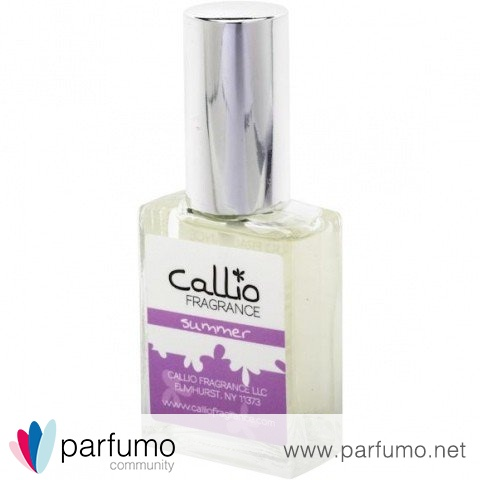 Summer by Callio Fragrance