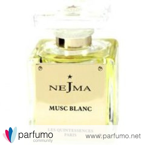 Les Quintessences - Musc Blanc by Nejma