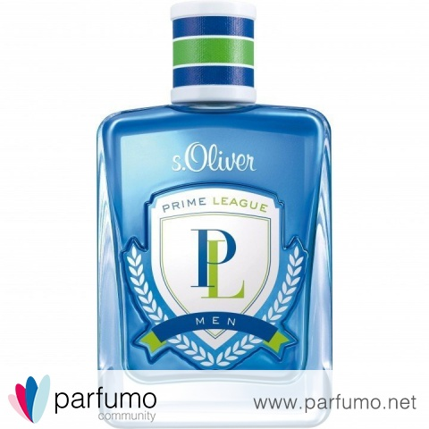 Prime League for Men (Eau de Toilette) by s.Oliver