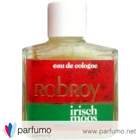 Robroy Irisch Moos (Eau de Cologne) by Dr. Eicken
