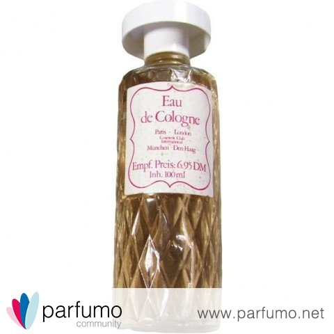 Eau de Cologne by Cosmetic Club International
