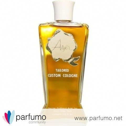 Tailored Custom Cologne by Ayer / Harriet Hubbard Ayer