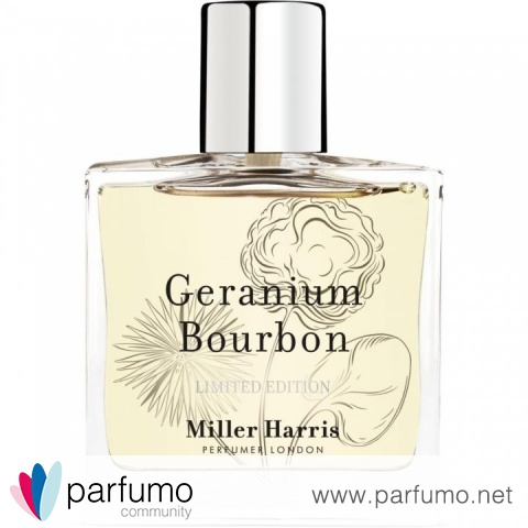 Geranium Bourbon by Miller Harris