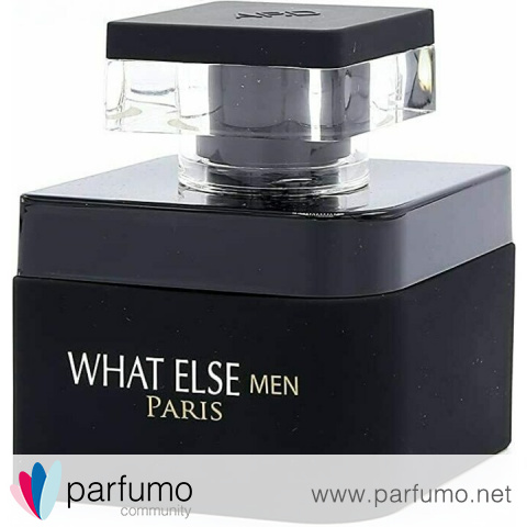 What Else Men by A. P. Durand