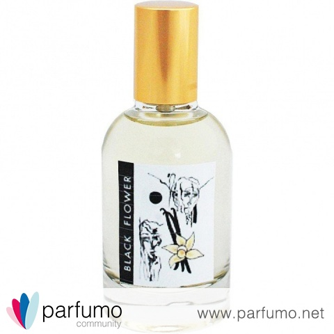 Black Flower Mexican Vanilla by Dame Perfumery Scottsdale