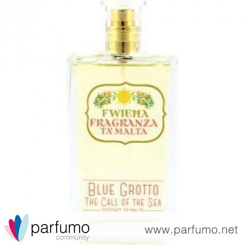 Essence of Malta Collection - Blue Grotto - The Call Of The Sea von Fwieha Fragranza Ta' Malta