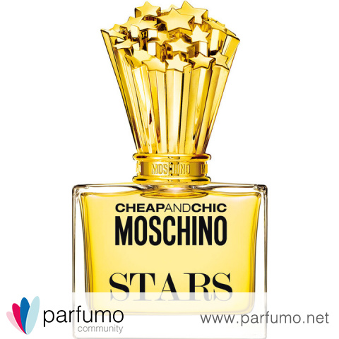 Cheap and Chic - Stars by Moschino