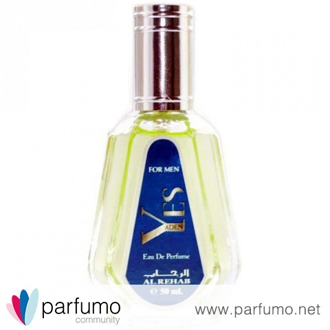 Aden - Yes for Men (Eau de Perfume) von Al Rehab