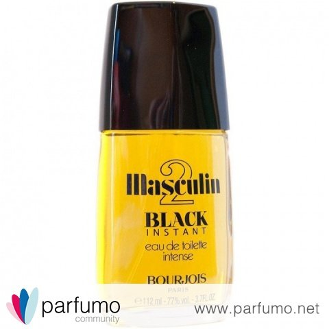 Masculin 2 Black Instant by Bourjois