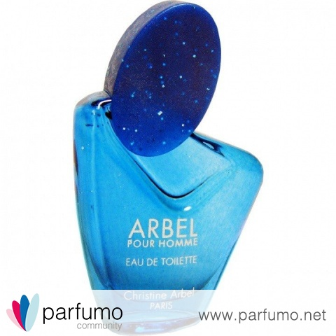 Arbel pour Homme by Christine Arbel