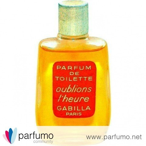 Oublions L'heure by Gabilla