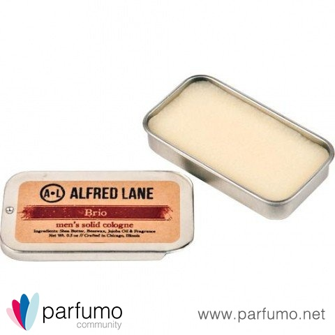 Brio (Solid Cologne) von Alfred Lane